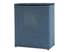 Upright Hamper - Elise Blue