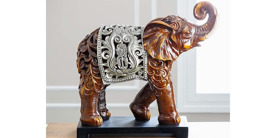Thai Elephant Figural