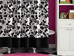 Steve Madden Juliet Shower Curtain