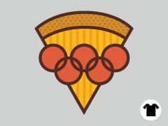 Olympic Pepperoni Rings