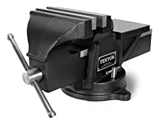 8-Inch Swivel Bench Vise