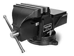 8-Inch Swivel Bench Vise