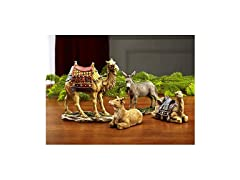 Christmas Nativity Animal Figurines