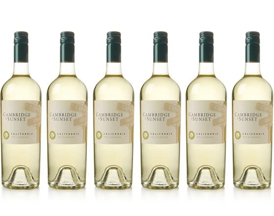 6-Pack Cambridge & Sunset White Wine Blend