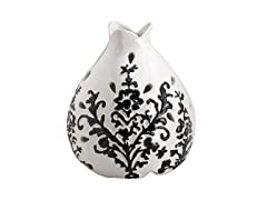 White Flower Decorative Fragrance Warmer