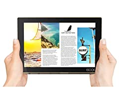 "Lenovo Yoga Book 10.1"" 64GB Android Tablet"