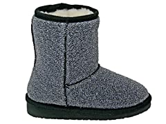 Frost Boots - Silver (4-2)
