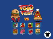 Food Fight: Burger vs. Pizza