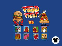 Food Fight: Burger vs. Pizza