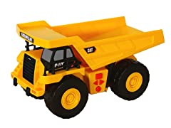 Light & Sound Shaking Dump Truck