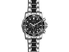 Men's Invicta Pro Diver Two-Tone Stainless Watch