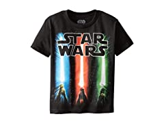 Star Wars Boys' Saber Rise T-Shirt