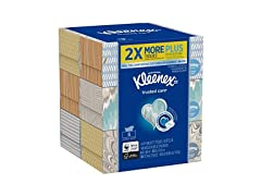 Kleenex Trusted Care Everyday Facial Tissues, 6 pack