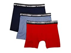 PUMA Men's Boxer Brief 6-Pack