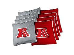 Wild Sports AFC Cornhole Bean Bags