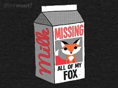 Missing Fox
