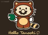 I Did It All For The Tanooki