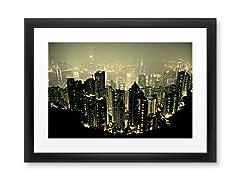Hong Kong -The Peak (2 Sizes)
