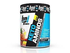 BPI Keto Aminos Ketogenic BHB Salts/Aminos