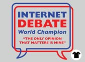 Internet Debate World Champion