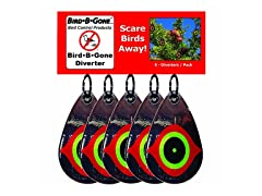 Reflective Bird Diverter, 5-Pack