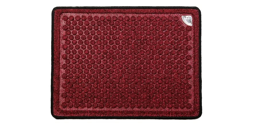Dr Doormat 24 Inch By 36 Inch Autumn Red
