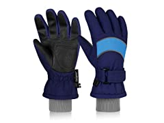 Unigear Waterproof Kids Ski Gloves