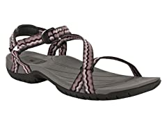 Women's Zirra Sandals - Brown (Size 6)