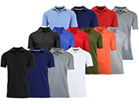 Men's Summer Polo Packs