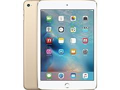 Apple iPad Mini 4 16GB Wi-Fi Tablet - Gold
