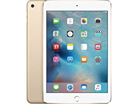 Apple iPad Mini 4 16GB Wi-Fi Tablet - Gold