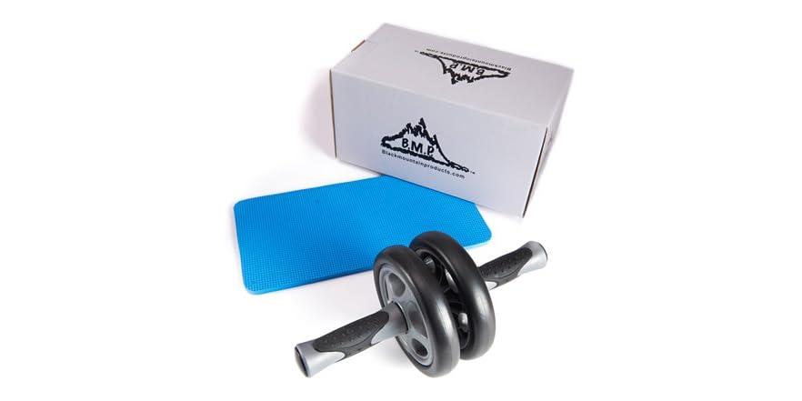 dual stability ab wheel roller. Black Bedroom Furniture Sets. Home Design Ideas