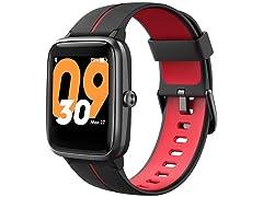 TicKasa Smartwatch Tracker Red