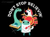 Don't Stop Believin' (In Us)