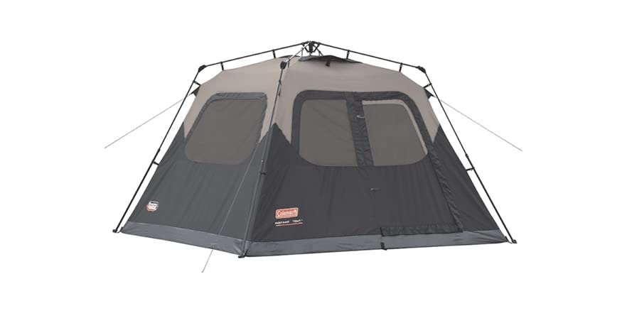 2 Person Coleman Instant Tent : Person instant tent