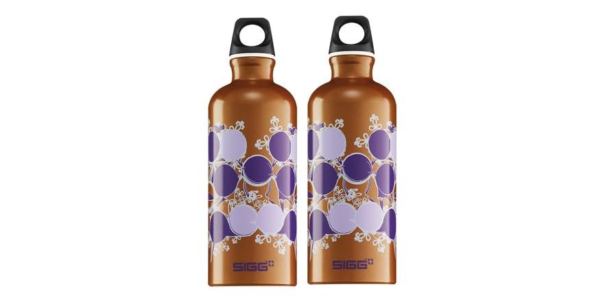 SIGG Aluminum Water Bottle 2-Pack