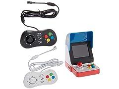 Neogeo Mini Pro Player Pack USA Version