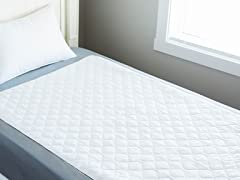 "34""x52"" Non Skid Waterproof Mattress Protector"
