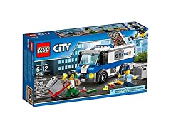 LEGO City Police Money Transporter