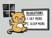Mew Year's Resolution