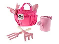 Kids Gardening Tool Set with Canvas Bag