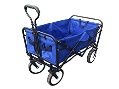 Winsome House Folding Wagon (Expanded Model)