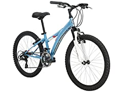 "Diamondback Youth Tess 24"" G24 Blue"