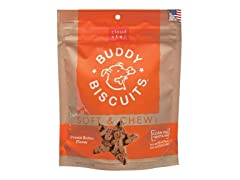 Soft & Chewy Buddy Biscuits - Peanut Butter