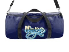 """Vintage Hope"" Duffle Bag"
