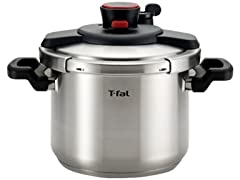T-fal Clipso Stainless Steel Pressure Cooker