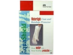 AquaShield Cast and Bandage Protector