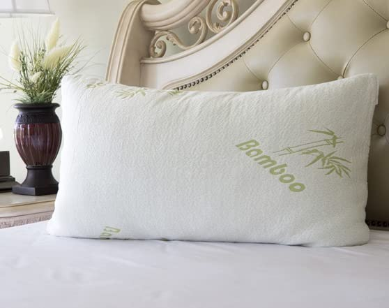 Hotel comfort bamboo from rayon pillows for Comfort inn pillows