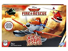 Disney Planes: Fire and Rescue Chutes and Ladders Game