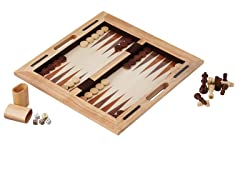 Mainstreet Classics 3-in-1 Wood Game